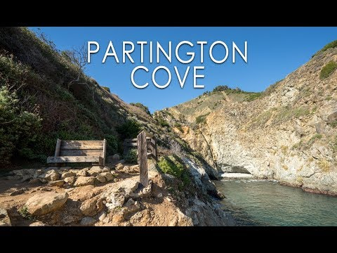 Partington Cove Hike in Big Sur