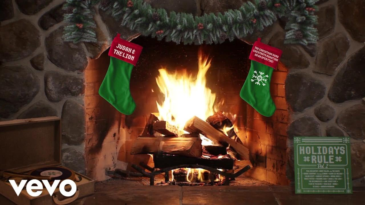 Download The Christmas Song (Chestnuts Roasting On An Open Fire) (Yule Log Audio)