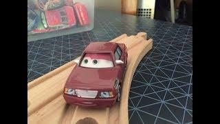 Mattel Pixar Cars Skip Richter Review