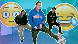 Trying Dance Trends W/ Bobby Mares & Fr...