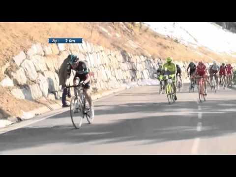 Dan Martin delivers a superb victory in Volta a Catalunya