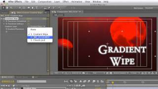 Photoshop and AE: Using Gradient Wipes