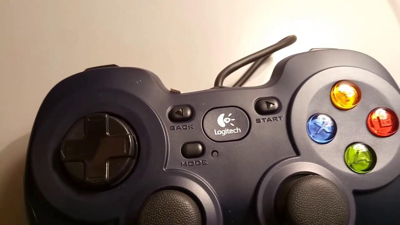 Mở hộp và đánh giá tay cầm chơi trò chơi Logitech F310