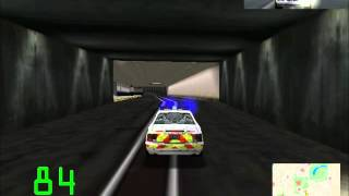 Midtown Madness 2 Getaway Gameplay 2 (Cops go nuts in London)