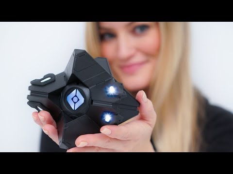 Download Youtube: Destiny 2 Alexa Ghost Unboxing!
