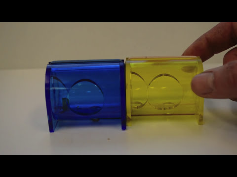 Thumbnail: The Sliding Tube Mouse Trap In Action. Mouse Trap Monday.