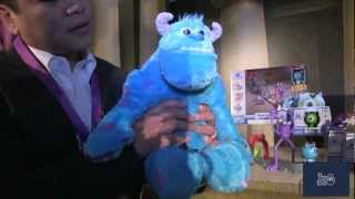 Monsters University Toys - 2013 New York Toy Fair - The Toy Spy