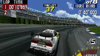 Sega Touring Car Championship USA SEGA SATURN HYPERSPIN NOT MINE VIDEOS