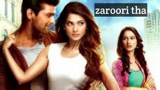 Zaroori tha new heart touching song|| kushal tandon$jennifar  winget|| Rahat fateh ali khan 2018