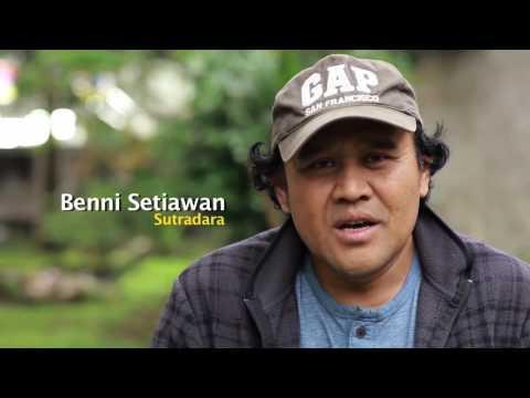 Behind The Scene  - Laskar Pelangi 2 (Edensor) Eps  2