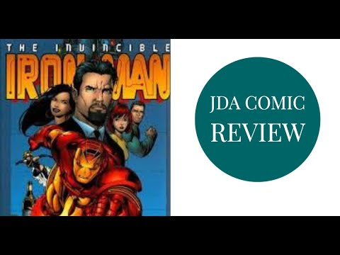 Iron Man By Kurt Busiek And Sean Chen Review