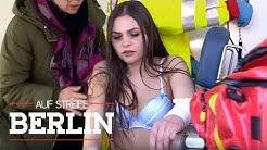 Gekidnappt und misshandelt? Jugendliche halbnackt aufgefunden | Auf Streife - Berlin |  SAT.1 TV