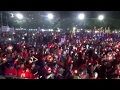 Thousands of Duterte supporters gather in Rizal Park