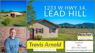 1233 W Hwy 14, Lead Hill   Branded