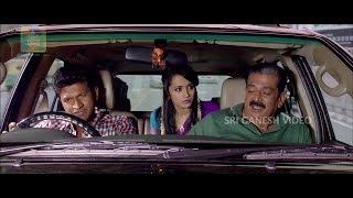 ಅವರಪ್ಪ ಸರಿ ಇದ್ದಿದ್ರೆ, ಫ್ಯಾಮಿಲಿ ಎಲ್ಲಾ ನೆಟ್ಟಗಿರೋದು | Puneeth | Avinash | Trisha |Kannada Comedy Scenes