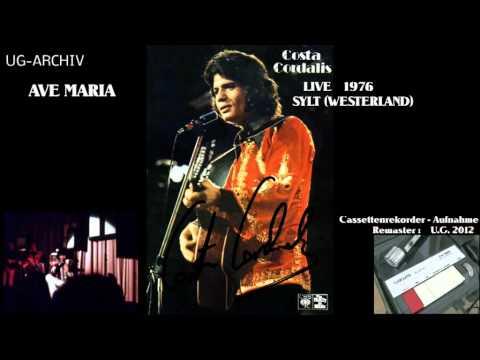 "Costa Cordalis ""AVE MARIA"" 1976"