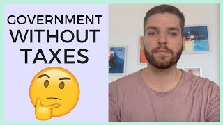 Government With ZERO Taxes | Using Blockchain?