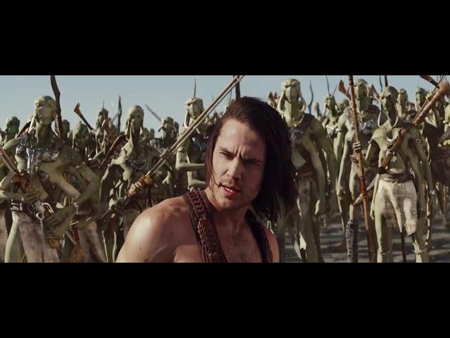 John Carter: İki Dünya Arasında (2012) - Türkçe Altyazılı 1. Fragman