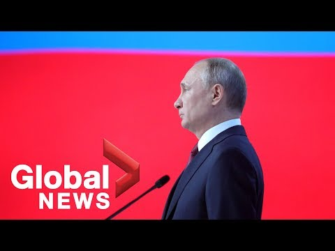 Russia's Putin threatens to target U.S. if it deploys missiles in Europe