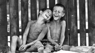 Tom Waits - Little man (with lyrics)