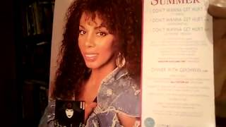 DONNA SUMMER  - Singles... Driven By The Music
