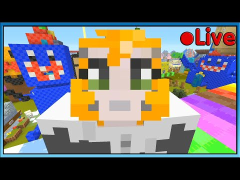 Minecraft - Quest Memories With Squid - 🔴 Live