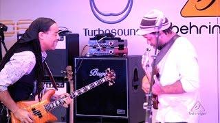 Doug Wimbish & Victor Wooten Bass Duet Live at NAMM 2015