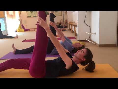 Sivananda Yoga 1000 Stimmen Margit und Anja