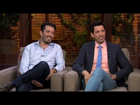 Jonathan & Drew Scott: The Property Brothers On Good Day LA