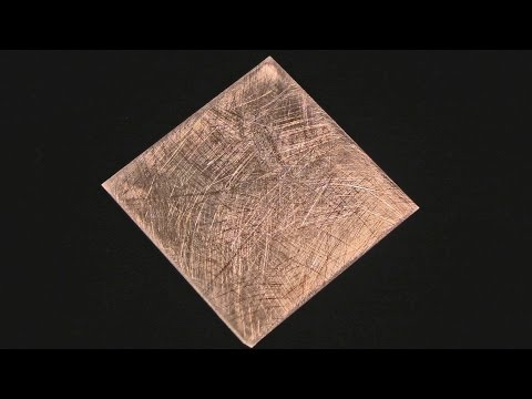 Scratch Finish Texture For Metal Surfaces