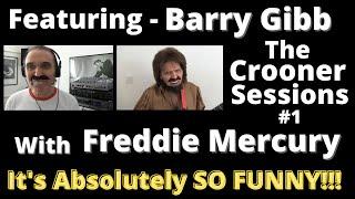 LOCKDOWN KARAOKE   With Freddie Mercury and Barry Gibb