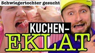 Schwiegertochter Gesucht 2017: Tuttis KUCHEN-FÜTTERUNG 😱😂 Engelfreund Heikos Engel-Challenge