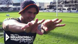 PASSING 101: Passing Masterclass with All Black Aaron Smith | SKY TV