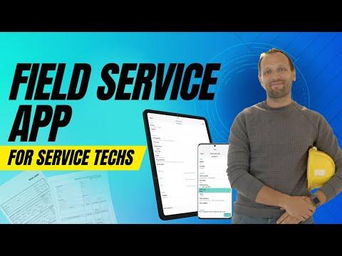 Repair CRM Field Service Management Mobile Software