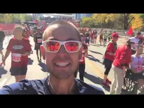 My First Marathon (Chicago)
