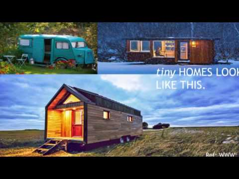 Vince Barter NWTAA's LIVING SMALL – Tiny Homes in the Subarctic