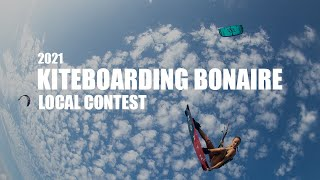 Kiteboarding Bonaire - Local Competition 2021
