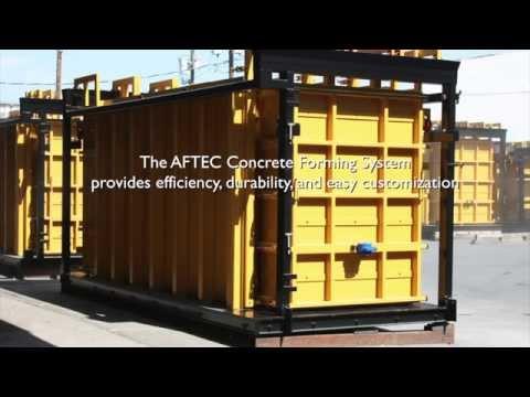 Precast Concrete - The AFTEC Advantage