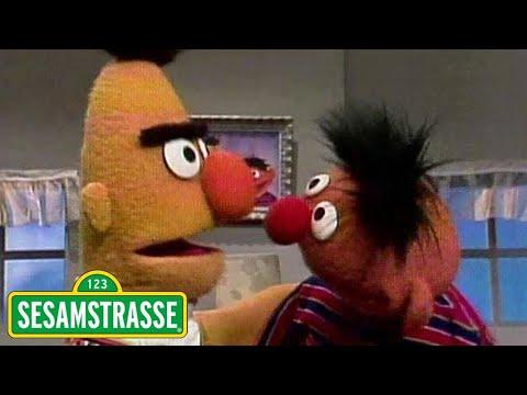 Ernie und Bert: Wie geht es Dir denn heute? | Sesamstraße