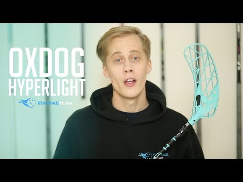 NEW RELEASE! Oxdog Hyperlight Review | Floorball Products
