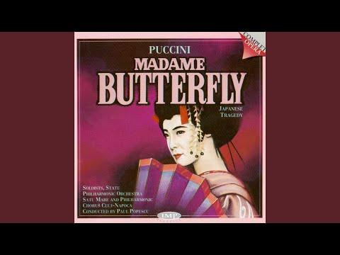 "Madama Butterfly, Act 2: ""Addio, Fiorito Asil"""