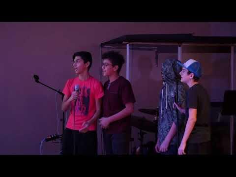 Anomaly Karaoke Night 2018