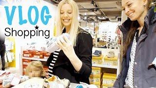 Schuhkauf mit Leona | 👶🏼 Babyzimmer einrichten | Familien Vlog | 33 SSW | Isabeau