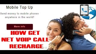 How TOP UP mobile voip ,HOW TO GET REDEEM VOUCHER FOR MOBILE VOIP screenshot 5