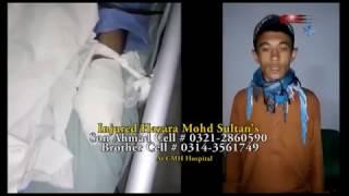 Mohd Sultan Hazara Need your Help