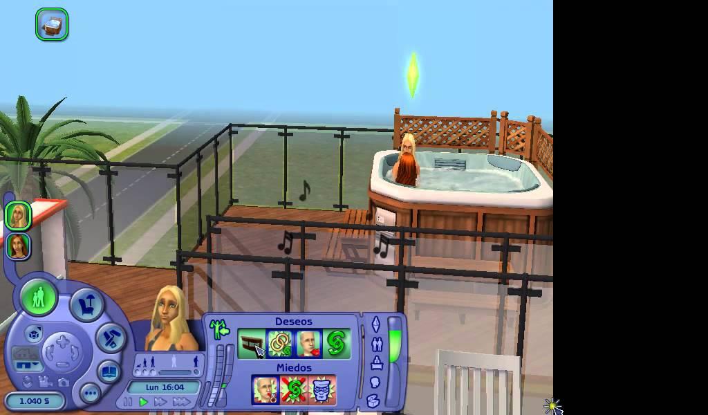 Los sims 2 mansiones y jardines pc gameplay youtube for Sims 2 mansiones y jardines