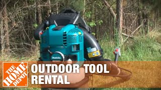 Tool Rental - Outdoor Tools - The Home Depot