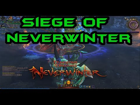 Neverwinter | HOW TO: Siege of Neverwinter | MOD12 | PC PS4 XBOX