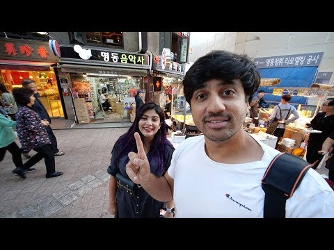 GETTING FAMOUS IN KOREA !!