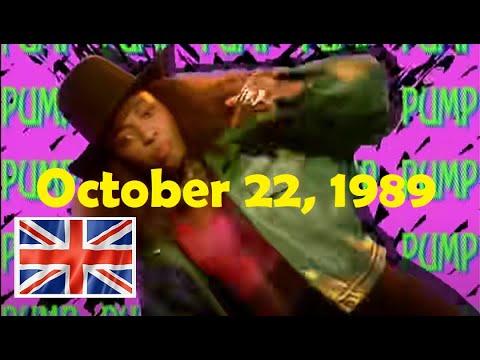 UK Singles Charts Flashback - October 22, 1989
